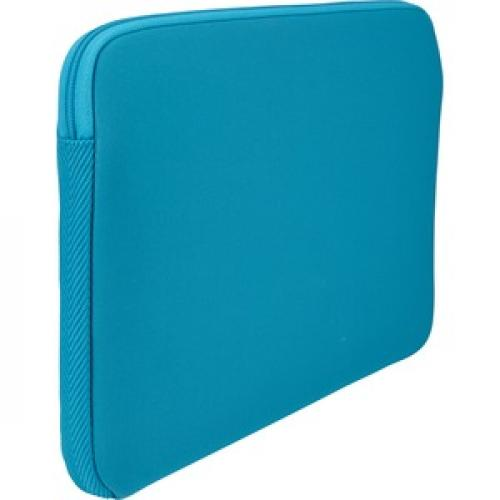 "Case Logic LAPS 113 Carrying Case (Sleeve) For 13.3"" MacBook   Blue Rear/500"