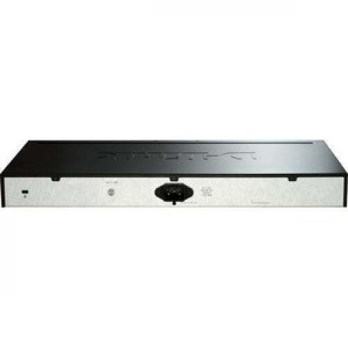 D Link SmartPro DGS 1510 28P Ethernet Switch Rear/500