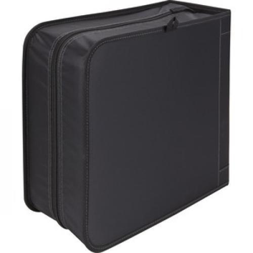 Case Logic 336 Capacity CD Wallet Rear/500