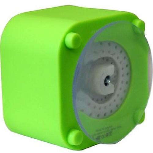 Adesso Xtream Xtream S1G Portable Bluetooth Speaker System   Green Rear/500
