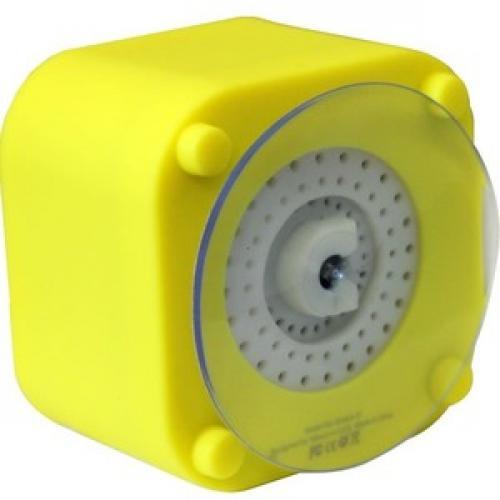 Adesso Xtream Xtream S1Y Bluetooth Speaker System   Yellow Rear/500