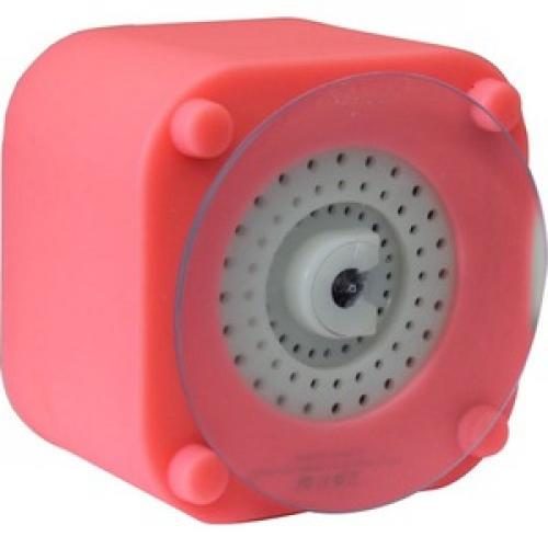 Adesso Xtream Xtream S1P Bluetooth Speaker System   Pink Rear/500