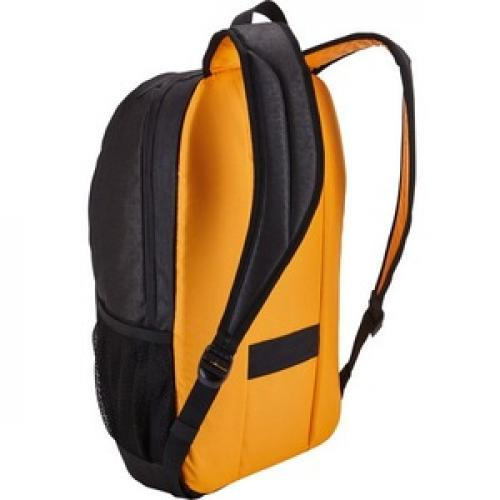 "Case Logic Ibira IBIR 115 Carrying Case (Backpack) For 10.1"" To 16"" Notebook   Black Rear/500"