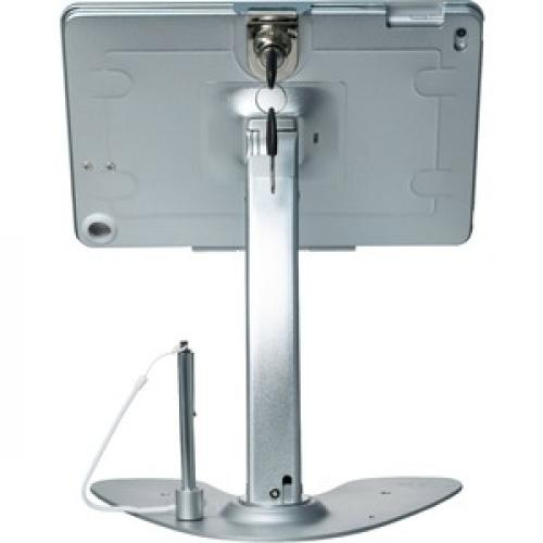 CTA Digital Anti Theft Security Kiosk Stand???For Ipad 2 4 & Ipad Air 1 2 Rear/500