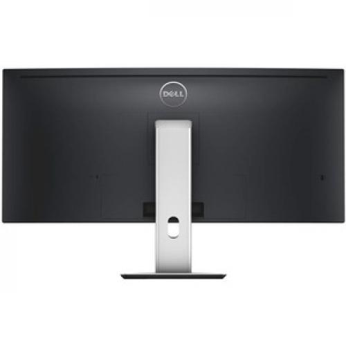 "Dell UltraSharp U3415W 34"" UW QHD Curved Screen LED LCD Monitor   21:9   Black Rear/500"