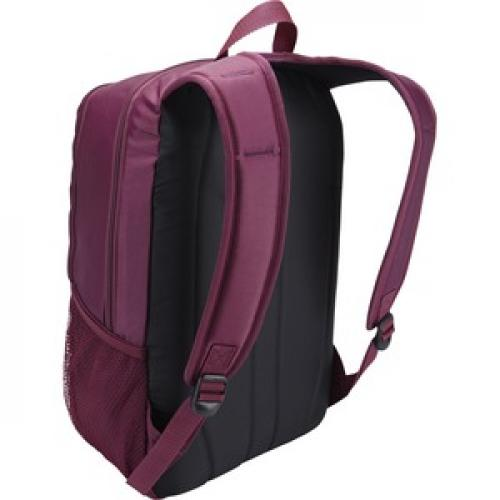 """Case Logic Jaunt WMBP 115 Carrying Case (Backpack) For 15"""" To 16"""" Notebook   Acai Rear/500"""