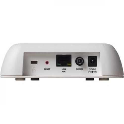 Cisco WAP150 IEEE 802.11ac 1.20 Gbit/s Wireless Access Point Rear/500