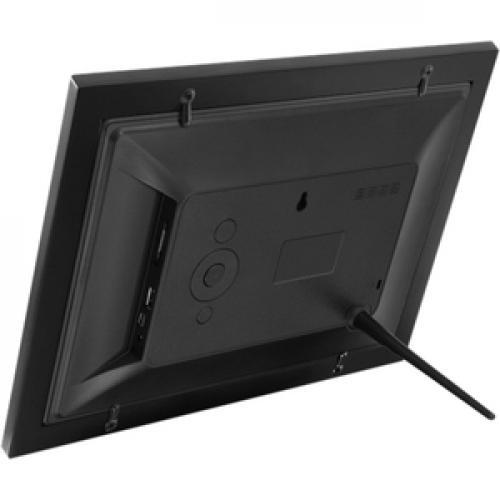 Aluratek Digital Frame Rear/500