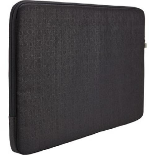 "Case Logic Ibira IBRS 115 Carrying Case (Sleeve) For 15.6"" Tablet   Black Rear/500"