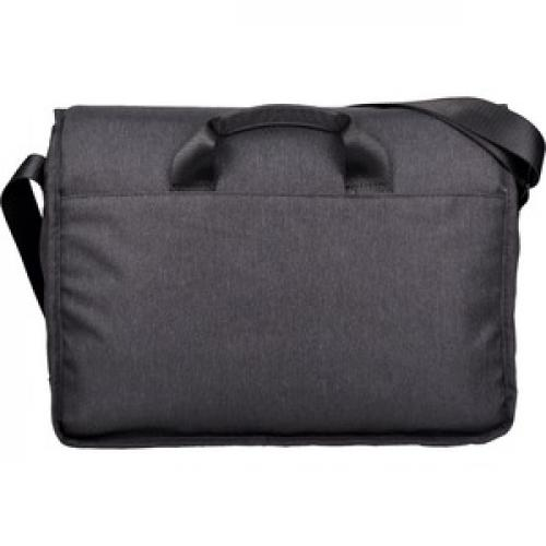 """Cocoon Tech Carrying Case (Messenger) For 16"""" Notebook   Charcoal Rear/500"""