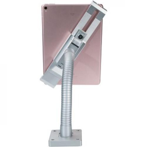 CTA Digital Security Gooseneck Table Wall Mount 7 13In Tablets Rear/500