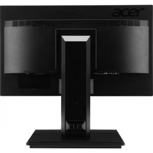 "Acer B206HQL 19.5"" LED LCD Monitor   16:9   8ms   Free 3 Year Warranty Rear/500"