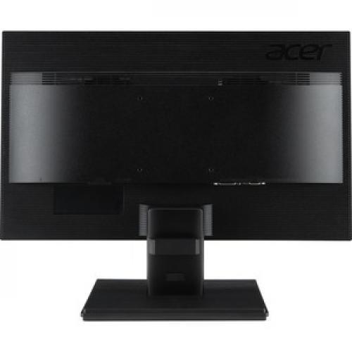 "Acer V206HQL 19.5"" LED LCD Monitor   16:9   8ms   Free 3 Year Warranty Rear/500"