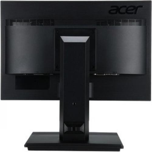 "Acer B196L 19"" LED LCD Monitor   4:3   5ms   Free 3 Year Warranty Rear/500"