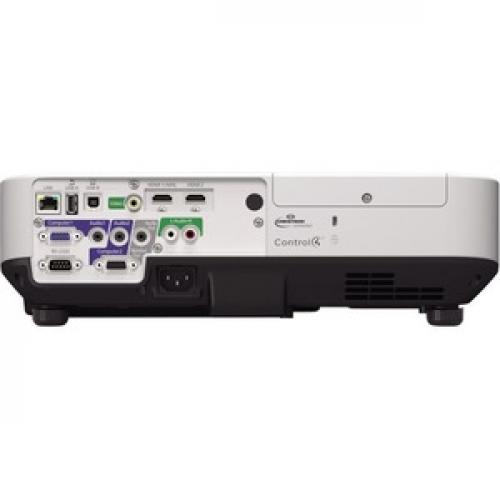 Epson PowerLite 2255U LCD Projector   16:10 Rear/500