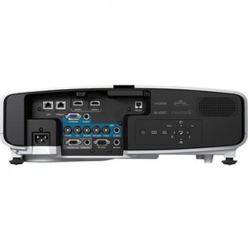Epson PowerLite 5520W LCD Projector   16:10 Rear/500