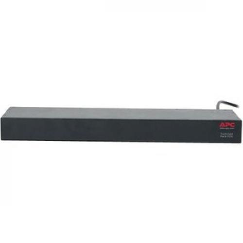 APC By Schneider Electric Rack PDU, Switched, 1U, 12A/208V, 10A/230V, (8)C13 Rear/500