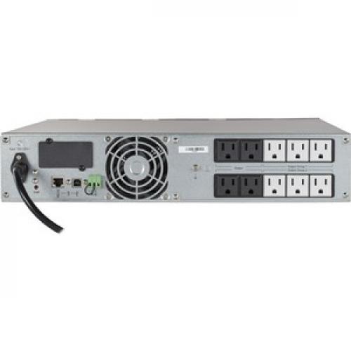 Eaton 5P Rackmount Compact 1500VA UPS Rear/500