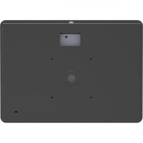 Compulocks Rokku Wall Mount For Tablet PC   Black Rear/500