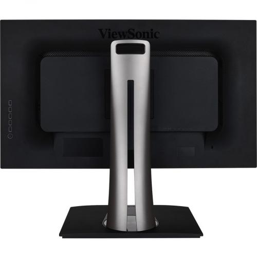 "Viewsonic VP3268 4K 32"" 4K UHD WLED LCD Monitor   16:9   Black Rear/500"