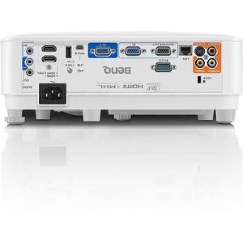 BenQ MW826ST 3D Ready Short Throw DLP Projector   16:10 Rear/500