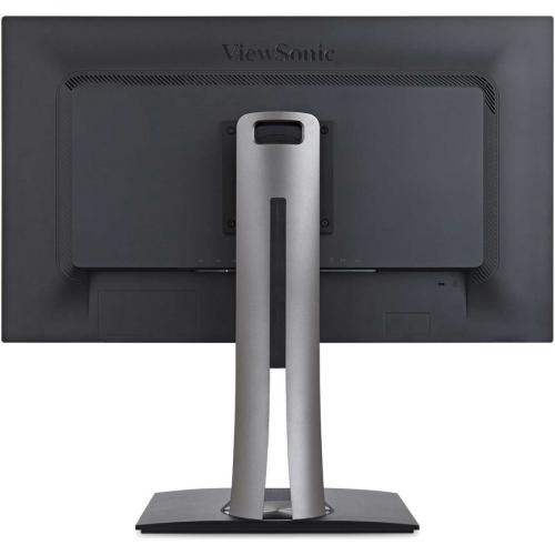 "Viewsonic VP2785 4K 27"" 4K UHD WLED LCD Monitor   16:9   Black Rear/500"