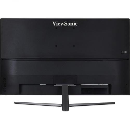 "Viewsonic VX3211 2K MHD 31.5"" WQHD WLED LCD Monitor   16:9   Black Rear/500"