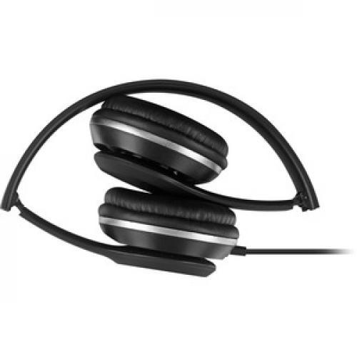 ILive Stereo Headphones (IAH57B) Rear/500