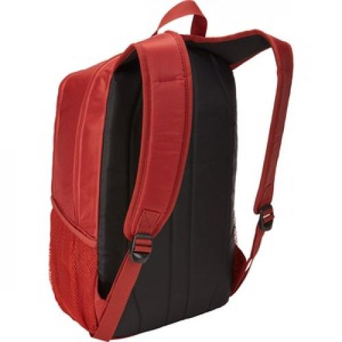 """Case Logic Jaunt WMBP 115 BRICK Carrying Case (Backpack) For 15.6"""" Notebook   Brick Rear/500"""