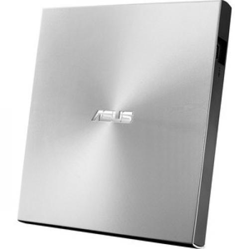 Asus ZenDrive SDRW 08U9M U DVD Writer   Silver Rear/500