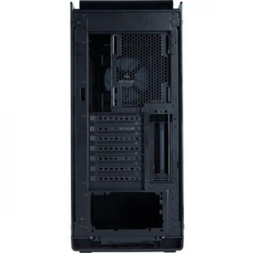Corsair Crystal 570X RGB Mirror Black Tempered Glass, Premium ATX Mid Tower Case Rear/500