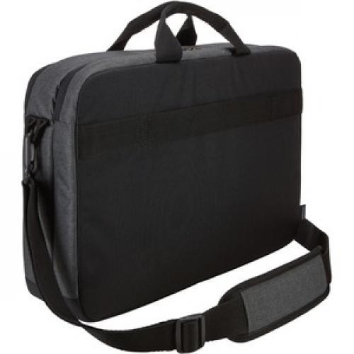 "Case Logic Era 3203696 Carrying Case For 15.6"" Notebook   Black Rear/500"