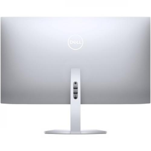 """Dell Ultra Thin 23.8"""" Monitor Black & Silver     1920 X 1080 Full HD Display   5ms Response Time   In Plane Switching Technology   Flicker Free Screen W/ Comfort View   Corning Iris Glass Light  Guide Plate Rear/500"""