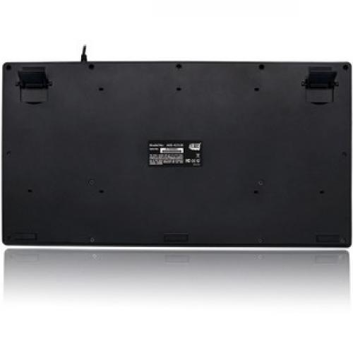 Adesso EasyTouch 425   Rackmount Touchpad Keyboard Rear/500