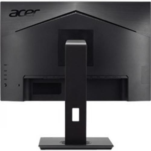 "Acer B247W 23.8"" LED LCD Monitor   16:10   4ms GTG   Free 3 Year Warranty Rear/500"