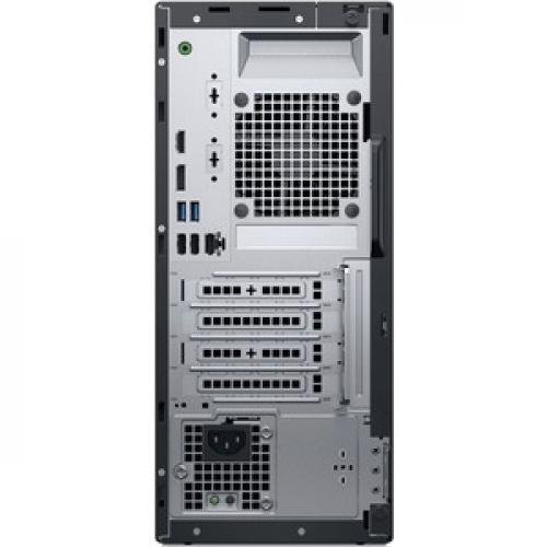 OPTIPLEX 3060 CORE I5 8 8500 8GB 1DIMMS 1TB 7.2K NO W10 Rear/500