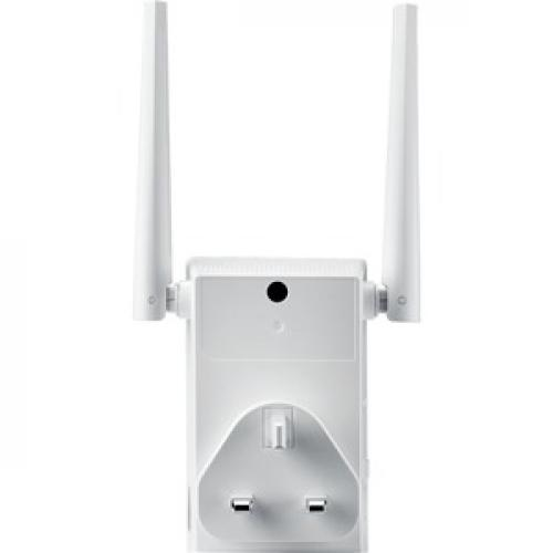 Asus RP AC55 IEEE 802.11ac 1.17 Gbit/s Wireless Range Extender Rear/500
