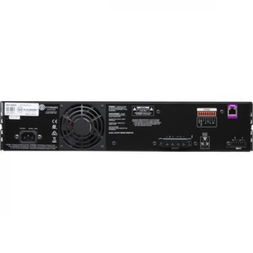 Crown CDi DriveCore 2 600 Amplifier   1200 W RMS   2 Channel Rear/500