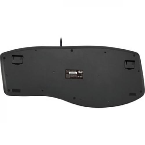 Adesso TruForm Media 160   Ergonomic Desktop Keyboard Rear/500