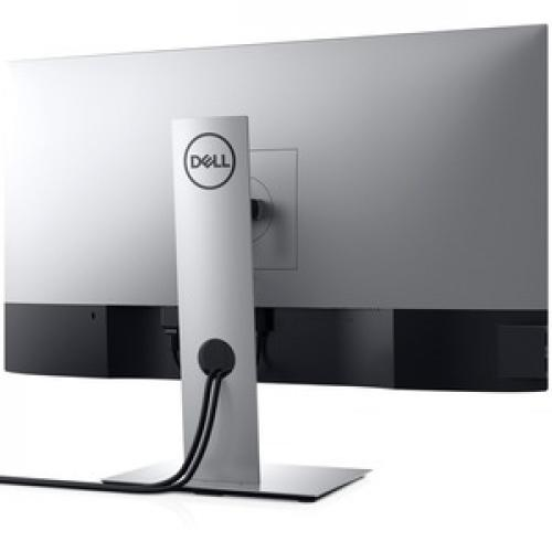 """Dell UltraSharp 24"""" Monitor     1920 X 1080 Full HD Display   60Hz Refresh Rate   In Plane Switching Technology   5 Ms Response Time   Flicker Free Screen W/ ComfortView Rear/500"""