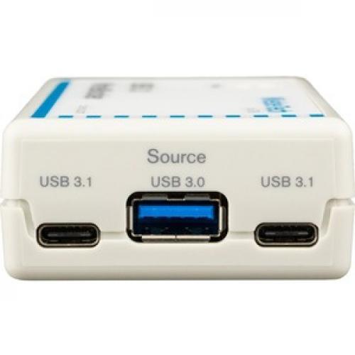 CRU USB 3.1 WriteBlocker Rear/500