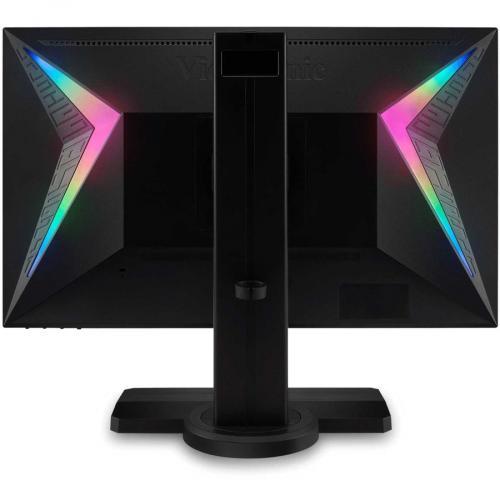 """Viewsonic Elite XG240R 24"""" Full HD LED Gaming LCD Monitor   16:9   Black Rear/500"""