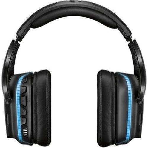 Logitech G935 Wireless 7.1 Surround Lightsync Gaming Headset Rear/500