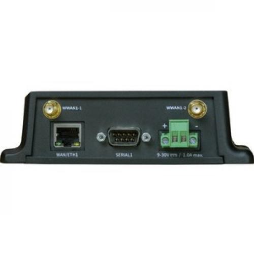 Digi IX14 2 SIM Ethernet, Cellular Modem/Wireless Router Rear/500
