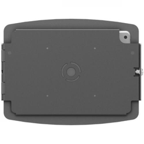 Compulocks Space Wall Mount For IPad Pro   Black Rear/500