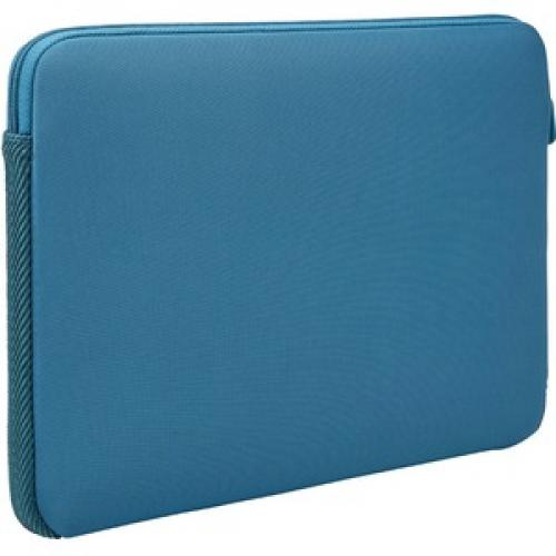 "Case Logic LAPS 113 MIDNIGHT Carrying Case (Sleeve) For 13.3"" Apple Notebook, MacBook   Midnight Rear/500"