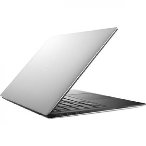 "Dell XPS 13 9380 13.3"" Touchscreen Notebook   Intel Core I7 (8th Gen) I7 8565U Quad Core (4 Core)   8 GB RAM   256 GB SSD   Platinum Silver, Carbon Fiber Black Rear/500"
