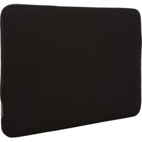 """Case Logic Reflect REFPC 114 BLACK Carrying Case (Sleeve) For 14.1"""" Notebook   Black Rear/500"""