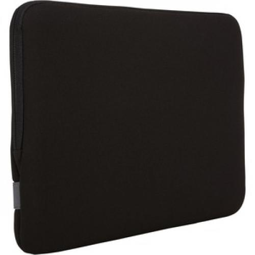 """Case Logic Reflect Carrying Case (Sleeve) For 13"""" Notebook   Black Rear/500"""