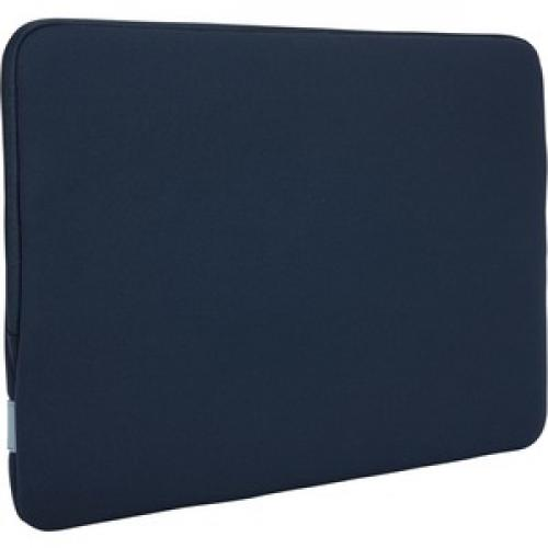 "Case Logic Reflect REFPC 114 DARK BLUE Carrying Case (Sleeve) For 14.1"" Notebook   Dark Blue Rear/500"